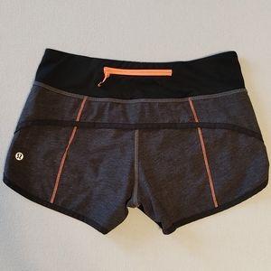 Lululemon Speed Up Shorts 2